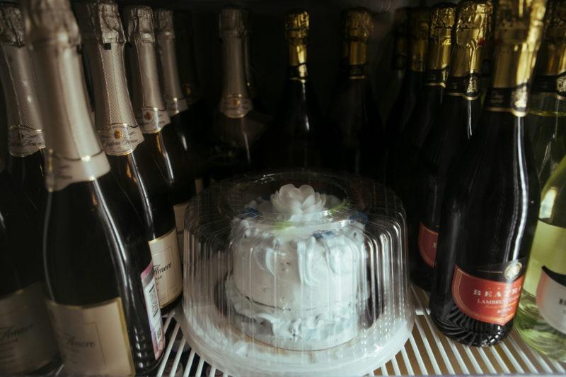 День рождения со своим алкоголем